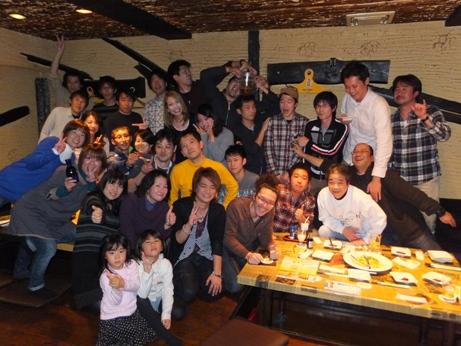<p>YSP三郷10周年記念パーティーで始まった2012年も、いよいよ最後のイベント『ありがとうの集い!』となりました!</p>