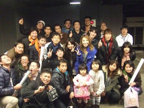 PeeWeeClubありがとう!2011年の集い!!