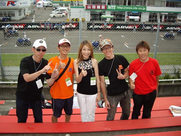 全日本ロードレース選手権第5戦 SUGO観戦ツアー!