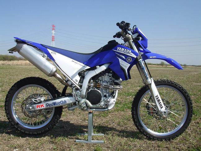 WR250R SPカスタム