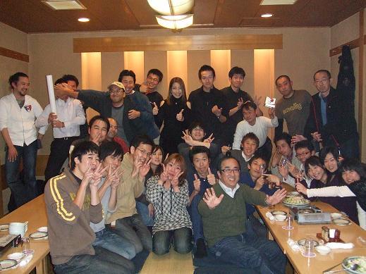 PeeWeeClubありがとう!2009年の集い!!