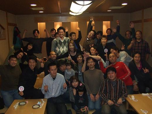 PeeWeeClubありがとう!2010年の集い!!