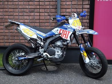 WR250X Rossi Demo