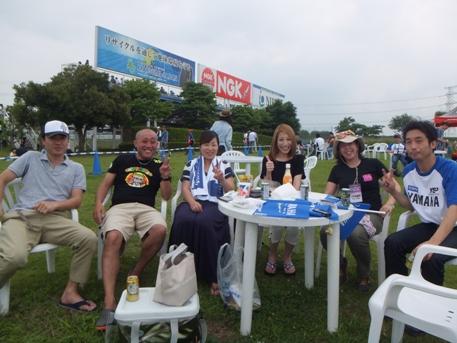 全日本ロードレース選手権第4戦@筑波応援観戦イベント!