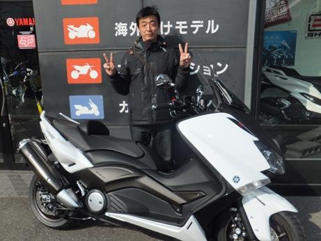 TMAX530 ABS トシちゃん!
