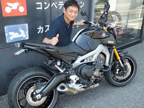 MT-09 ABS  KAZ!!
