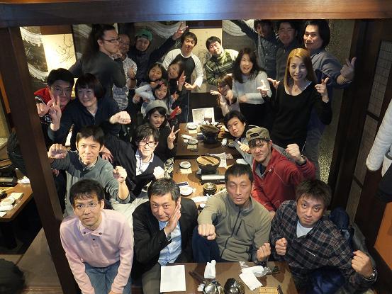 PeeWeeClub ありがとう!2014年の集い!!