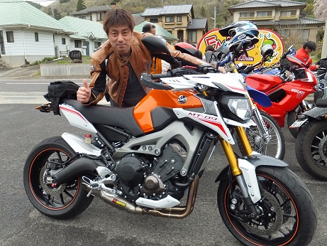 MT-09 ABS  YASU!!