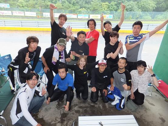 エビスサーキット☆LOVE&PEACEサーキットラン~♪