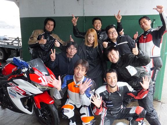 エビスサーキット☆LOVE&PEACEサーキットラン~!