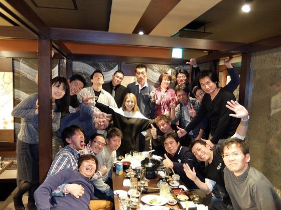 PeeWeeClub ありがとう!2015年の集い!!