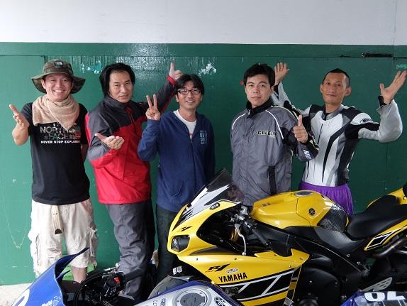 エビスサーキット☆LOVE&PEACEサーキットラン3rd〜♪