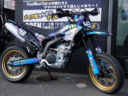 WR250X Zカスタム改