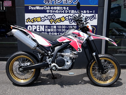 WR250X SGカスタム