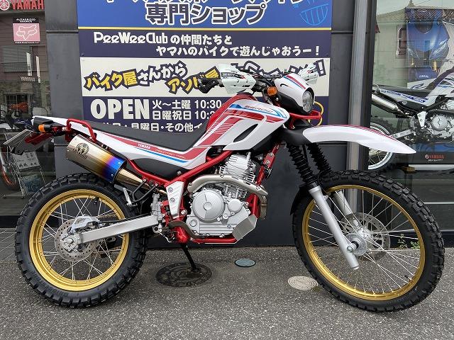 SEROW250 FINAL BPカスタム改